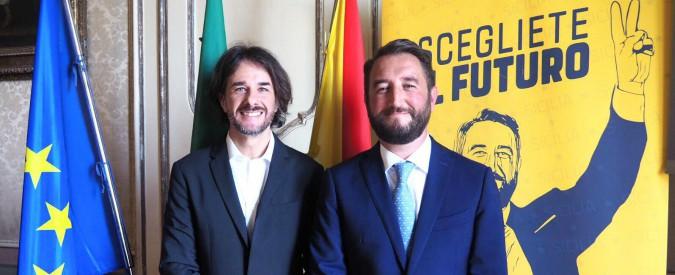 """Elezioni Sicilia, Cancelleri (M5s) designa il secondo assessore. E sfida Musumeci: """"Quali sono le tue liste pulite?"""""""