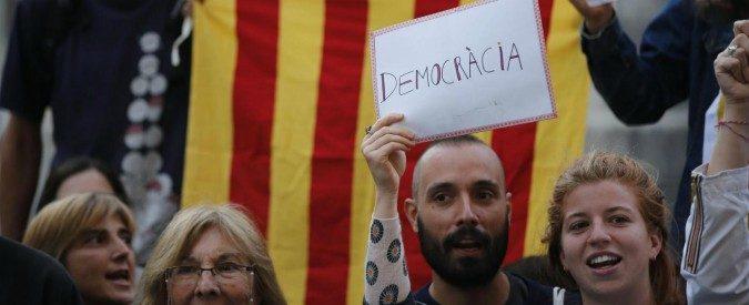 Catalogna: per sopravvivere, Madrid deve riconoscere l'indipendenza di Barcellona