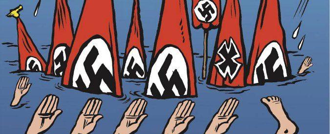 Viva Charlie Hebdo, basta che non tocchi l'Italia