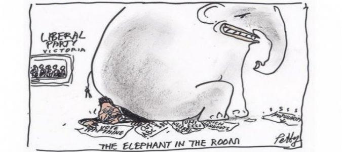 Le false partenze della sinistra/3 – L'elefante nella stanza