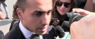 """M5s, Di Maio a Milano per la prima uscita da candidato premier: """"Malumori per il mio ruolo? Non mi interessa"""""""