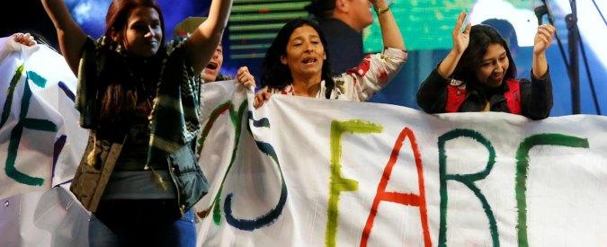 Colombia, le Farc da guerriglia a partito. Obiettivo le elezioni politiche 2018