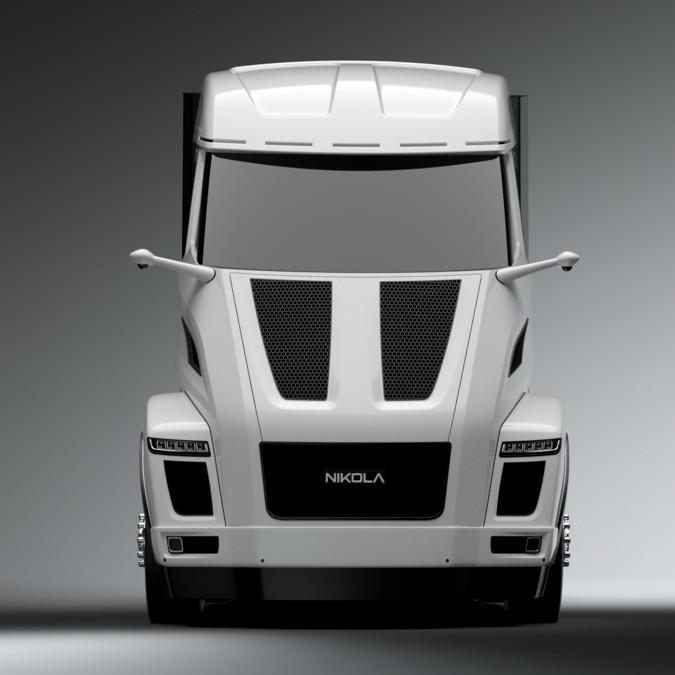 Nikola One e Two, il camion elettrico da 1.000 Cv sarà in vendita nel 2021 – FOTO
