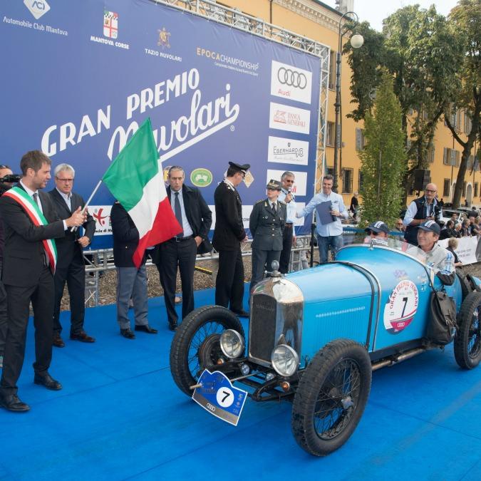 Gran Premio Nuvolari, conto alla rovescia per l'edizione numero 28