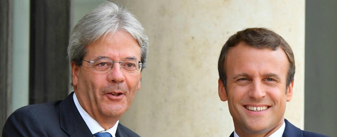 Fincantieri-Stx, tra Gentiloni e Macron finto pareggio. Ma impegni e rischi sono tutti a carico dell'Italia