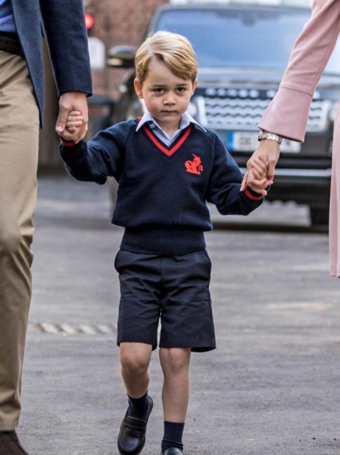 George D'Inghilterra, stalker prova a entrare nella scuola del principino: arrestata