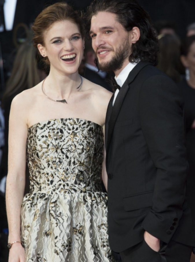 Game of Thrones, Kit Harington e Rose Leslie si sposano?