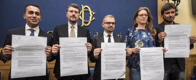 Vitalizi, dai Cinque Stelle l'impegno a rinunciare al privilegio in una lettera a Grasso e Boldrini