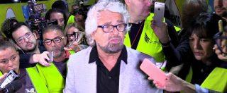 """Italia 5 stelle Rimini, Grillo: """"Ora fase di trentenni e quarantenni. Non sono un comandante, ma un pensatore"""""""