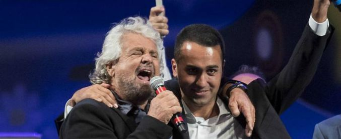 """Governo M5s-Lega, Beppe Grillo: """"Contro Conte solo maligno gossip della casta che decade. Di Maio ha tutto il mio appoggio"""""""