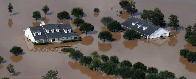 L'uragano Harvey e l'effetto domino nei disastri alluvionali