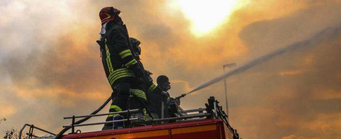 Incendi, cinque cause per cui l'Italia va a fuoco