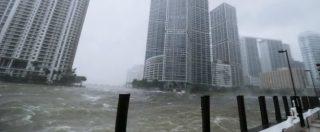 """Uragano Irma è arrivato in Florida: tre morti. Trump: """"Andate via"""". L'allerta riguarda 36 milioni di persone – foto"""