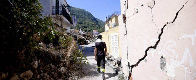 Terremoto Ischia: dal 1883 nessun governo può dirsi estraneo a morti, feriti e crolli