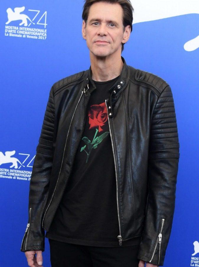 """Venezia 74, Jim Carrey commuove nel documentario su di lui, Andy Kauffman (e Tony Clifton). """"Recito perché mi affascina vedere scomparire me stesso"""""""