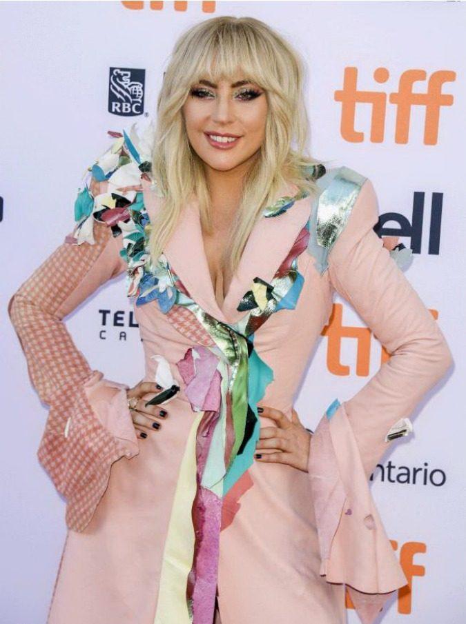 """Lady Gaga al Toronto Film Festival: """"Dopo il tour? Mi prenderò una pausa. Devo rallentare e guarire"""""""