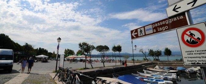 Lago di Garda, terremoto con magnitudo 3.4. Epicentro Gargnano. Sisma avvertito anche a Brescia