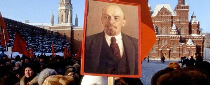 Elogio di Lenin e della rivoluzione russa