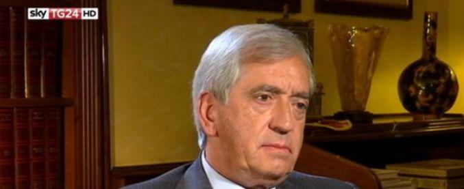 """Vaticano, Libero Milone: """"Volevano arrestarmi e perciò firmai le mie dimissioni"""""""