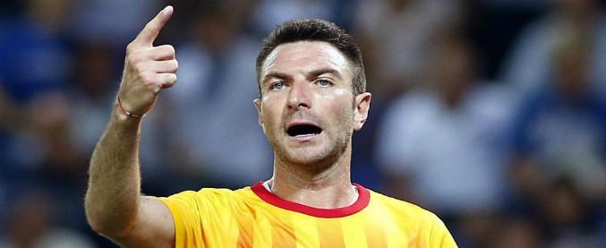 Doping, calcio: positivo a un controllo il capitano del Benevento Fabio Lucioni