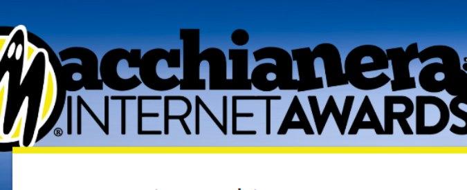 Macchianera Internet Awards, in gara c'è anche ilfattoquotidiano.it nelle categorie Miglior sito e Miglior testata giornalistica