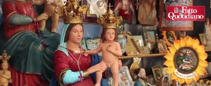 """'Ndrangheta, santini Madonna davanti alla casa della madre del boss Pesce. Il sindaco di Rosarno: """"Gesto grave"""""""