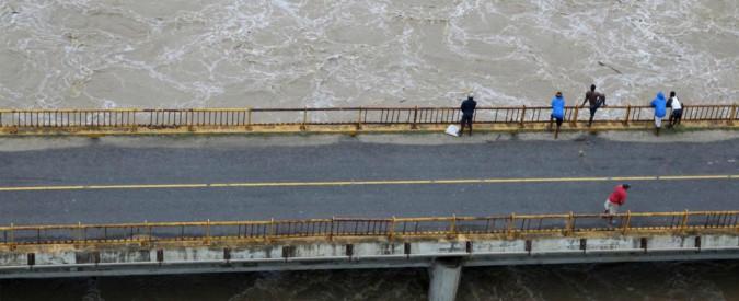 Uragano Maria, cede una diga a Porto Rico: evacuate due città