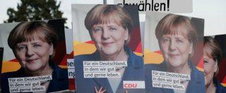 Elezioni Germania, Merkel verso la riconferma (con l'incognita estrema destra) ha tra le mani il destino dell'Ue
