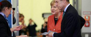 "Elezioni Germania, alle 14 affluenza al 41,1%. Schulz: ""Votate per i partiti democratici"". Ma AfD è data al 13%"