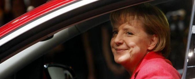 Merkel e auto, nuova generazione cercasi