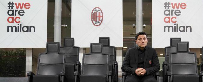 Milan, la sconfitta di Montella: punta su Abate e Zapata, toglie Suso e sbaglia modulo per accontentare Bonucci