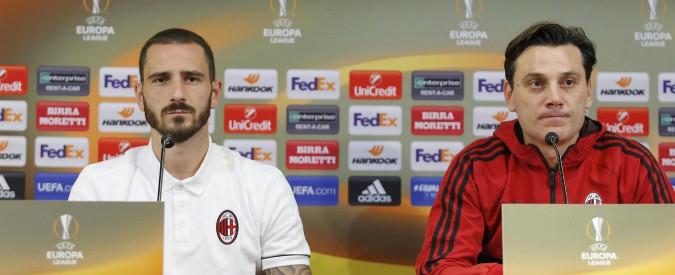 Milan in crisi, Montella sul banco degli imputati: dieci accuse all'allenatore di questo povero Diavolo