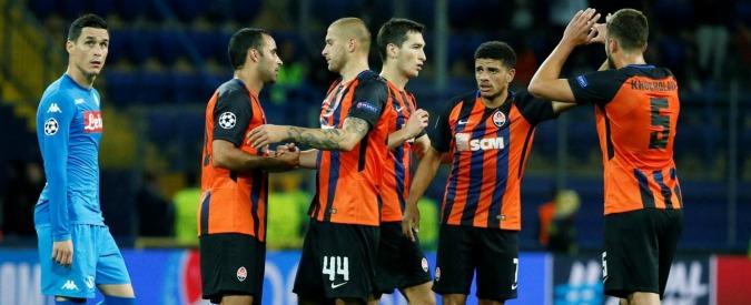 Champions League, perde anche il Napoli: le italiane mai così male al debutto