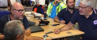 """Alluvione Livorno, Nogarin: """"Non ho strumenti né risorse per cambiare la strategia della Protezione civile in corso"""""""