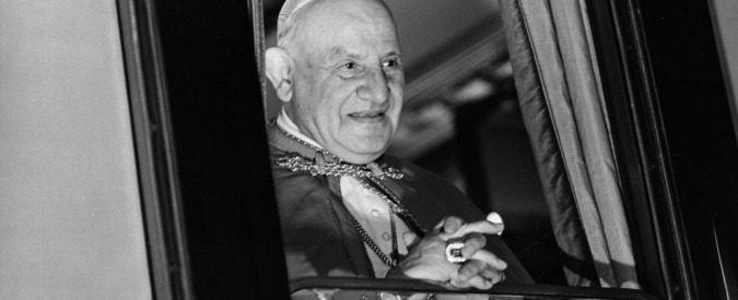 Papa Giovanni XXIII patrono dell'Esercito? Il colmo per un paladino della pace