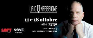 """La Confessione, la seconda puntata su Nove. L'anticipazione di Peter Gomez: """"Raccontiamo l'Italia dei segreti"""""""