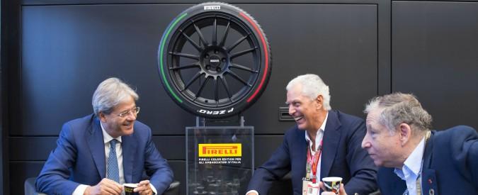 Pirelli, ritorno in Borsa da 22 milioni di euro a carico della società. E l'incasso va a creditori e soci