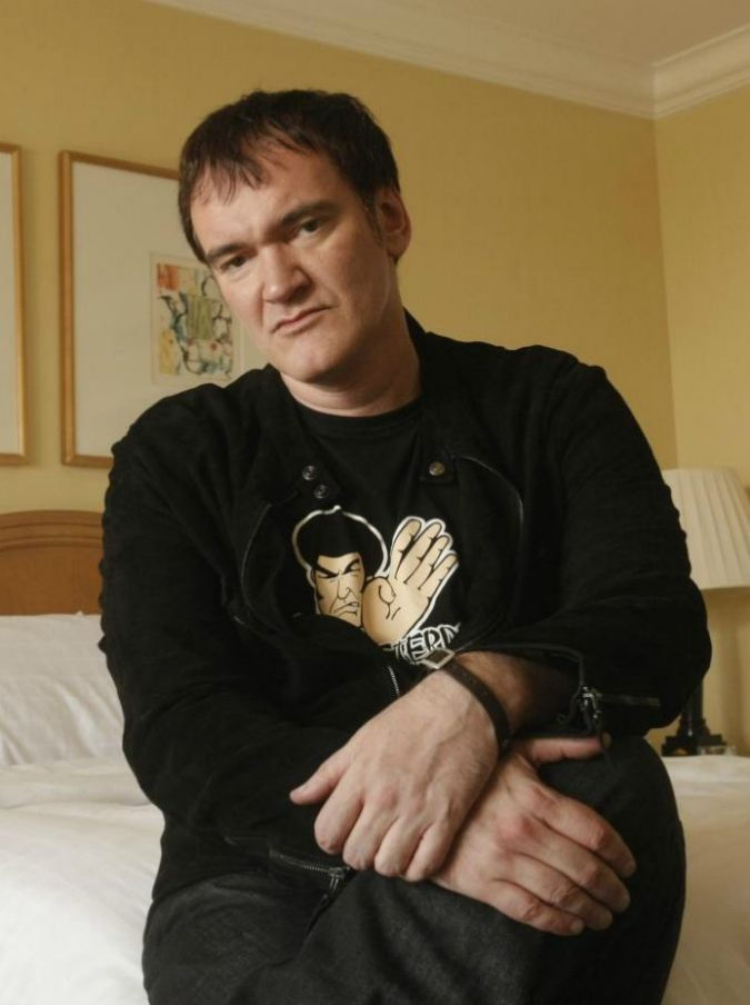 """Quentin Tarantino: """"Preferirei girare un film di Star Trekpiuttosto che uno di Star Wars"""""""