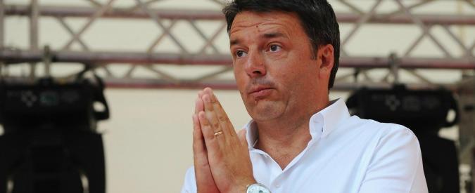 """Migranti, Renzi rilancia su """"aiutiamoli a casa loro"""". Ma più di un terzo dei soldi viene usato per l'accoglienza in Italia"""