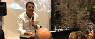 """Renzi: """"Non hanno voluto abolire il Senato? E allora alle prossime elezioni mi ci candido e lo faccio ad Arezzo"""""""