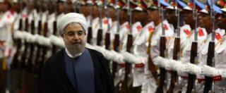 """Iran, la risposta a Trump: """"Testato con successo un nuovo missile balistico"""""""