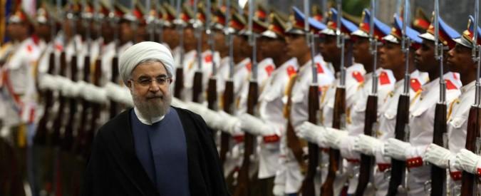 """L'Iran: """"Rafforzeremo le nostre capacità militari a partire dai missili balistici"""""""