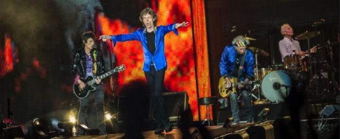 Rolling Stones a Lucca, non solo noi vecchietti ci siamo commossi