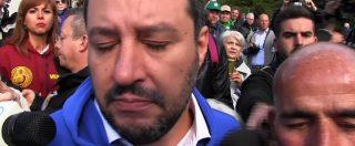 """Pontida 2017, Salvini: """"E' l'ultima volta con la Lega all'opposizione. Siamo pronti a governare"""""""