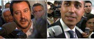 """Migranti, accuse all'Italia di pagare i trafficanti libici. Di Maio: """"Governo chiarisca"""". Salvini: """"Alfano nega? Non è credibile"""""""