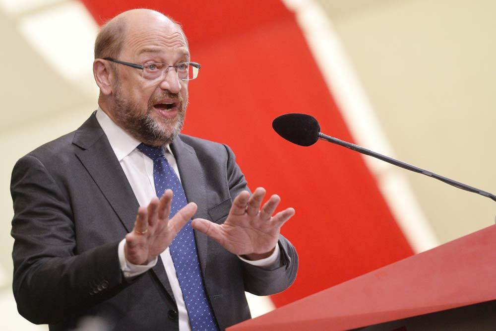 La stella cadente Schulz, il Pisapia di Germania