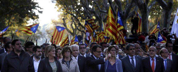 Referendum indipendenza Catalogna, il sogno dimezzato: Barcellona si tira indietro