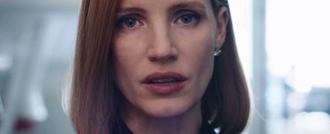Miss Sloane, una Frank Underwood del futuro. Dove la politica non esiste più