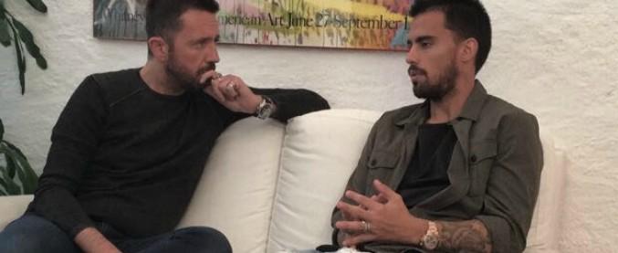 """A tu per tu con 'La Luce', Scanzi intervista Suso: """"Gioco anche da seconda punta. Degli italiani non capisco il fantacalcio"""""""