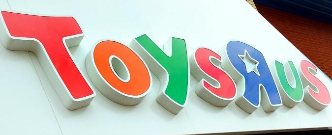 Bancarotta, il gruppo Usa dei giocattoli Toy R' Us al capolinea chiede il Chapter 11
